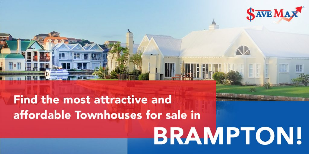 townhouses for sale in bramption