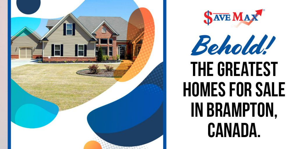 greatest homes for sale in brampton, canada