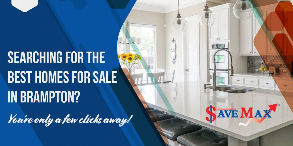 Best Homes for Sale in Brampton