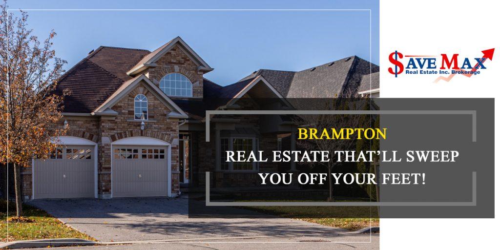 Brampton House for Sale