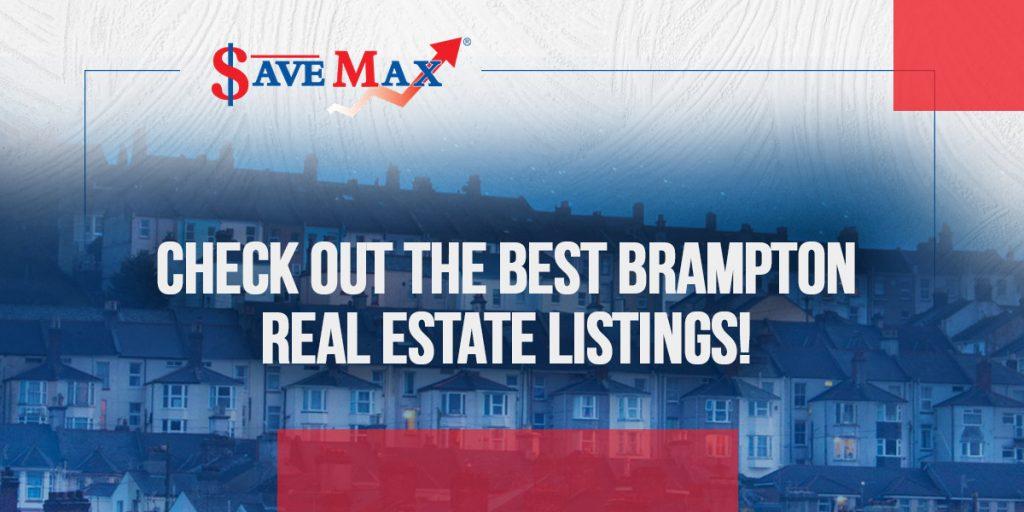 brampton real estate listing