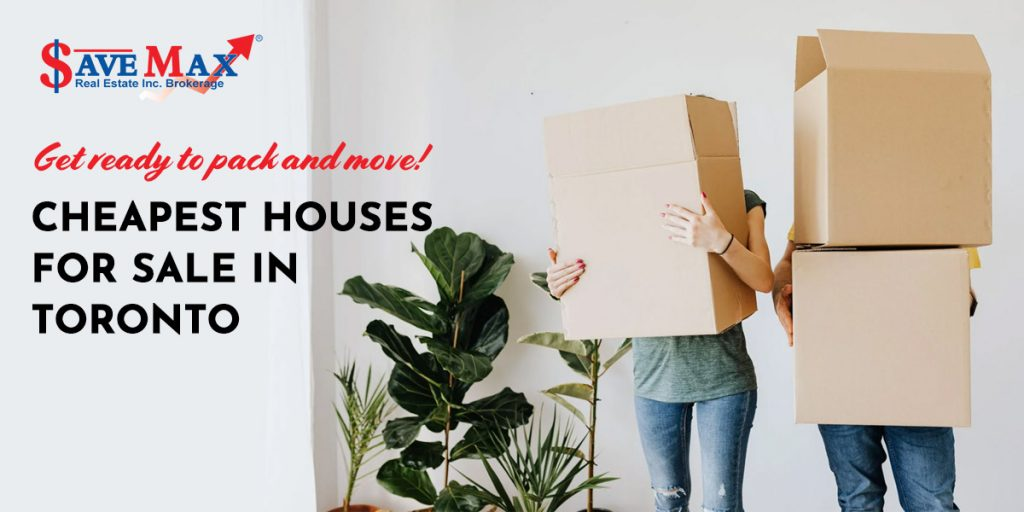 Cheap houses for sale in Toronto