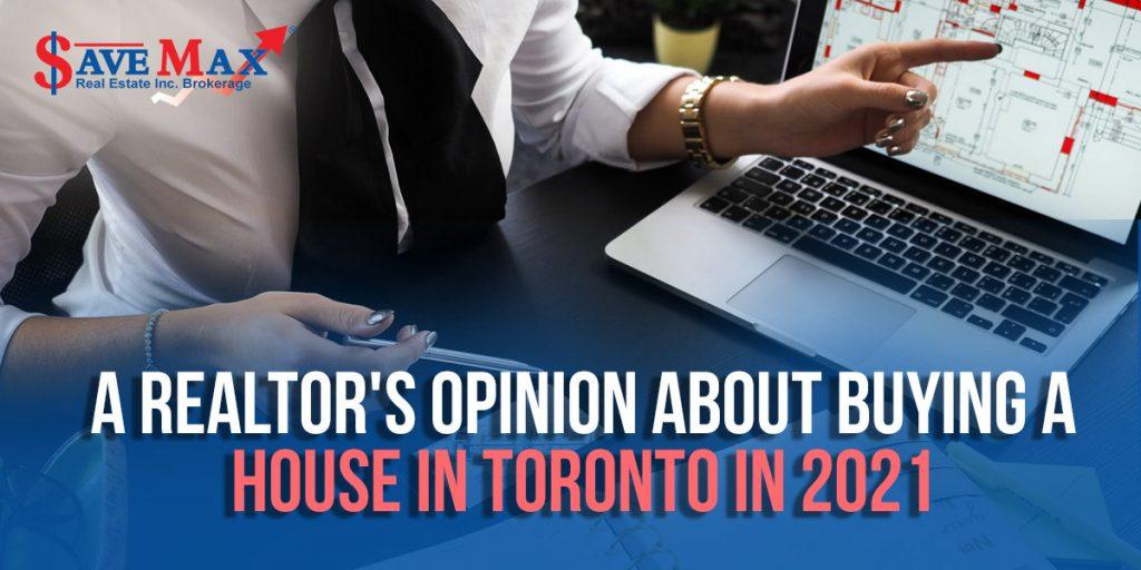 Buying House In Toronto