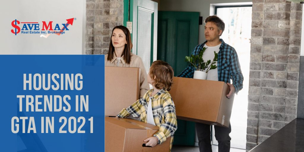 Housing Trends in Greater Toronto Area in 2021